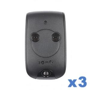 SOMFY-pack 3 remotes